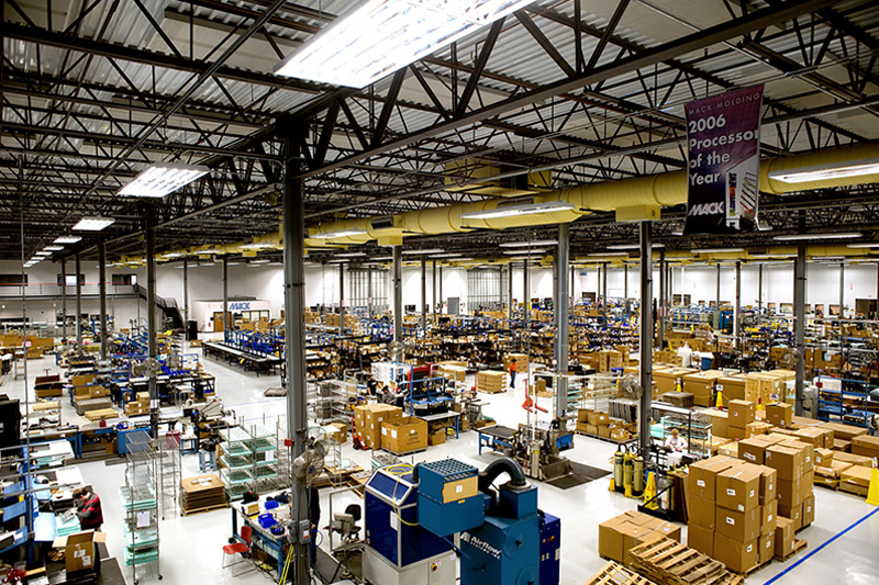 Northern Division Mack Molding Injection Molding